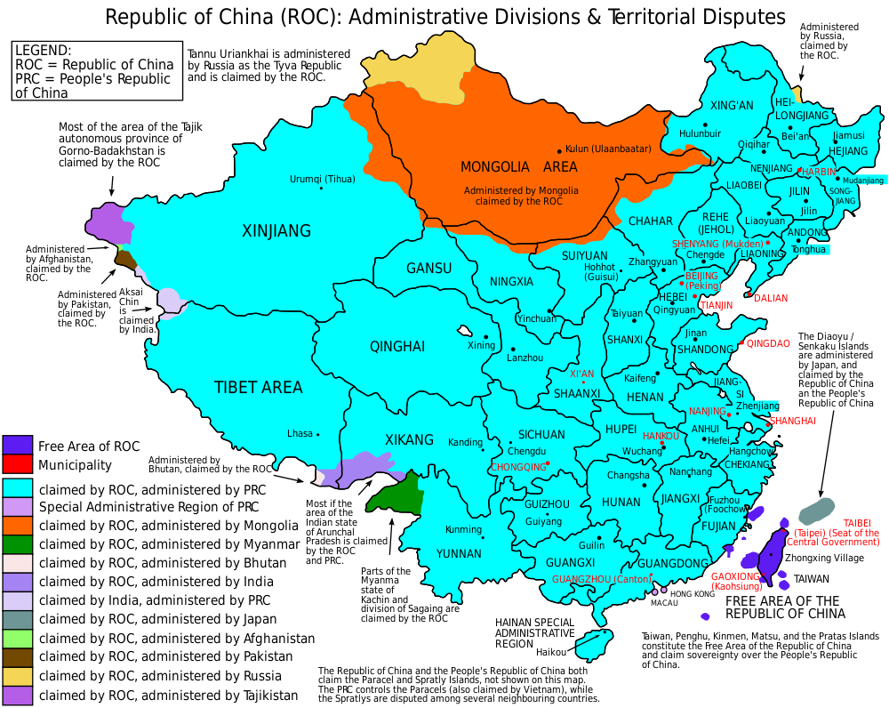 China country profile